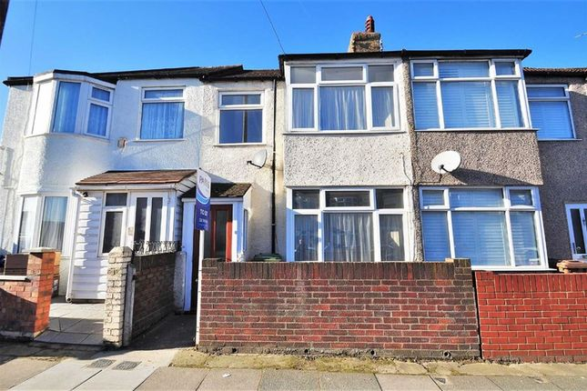 Thumbnail Terraced house to rent in Hurst Road, Erith, Kent