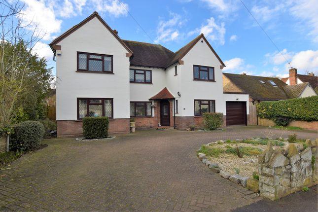 Thumbnail Detached house for sale in Park Road, Lexden, Colchester