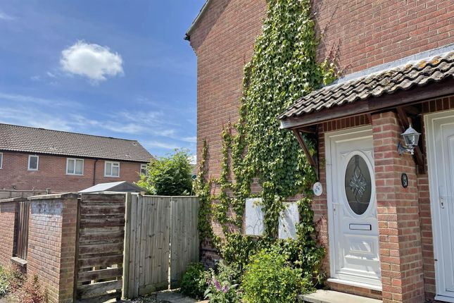 1 bed semi-detached house for sale in Helmstedt Way, Chard TA20