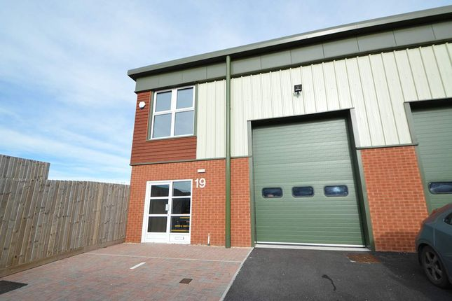Thumbnail Warehouse to let in Unit 19 Glenmore Business Park, Blandford Forum