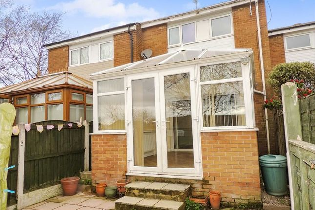 Thumbnail Terraced house to rent in Sunfield, Romiley, Stockport