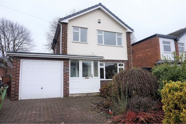 Thumbnail Detached house for sale in Hall Orchards Avenue, Wetherby
