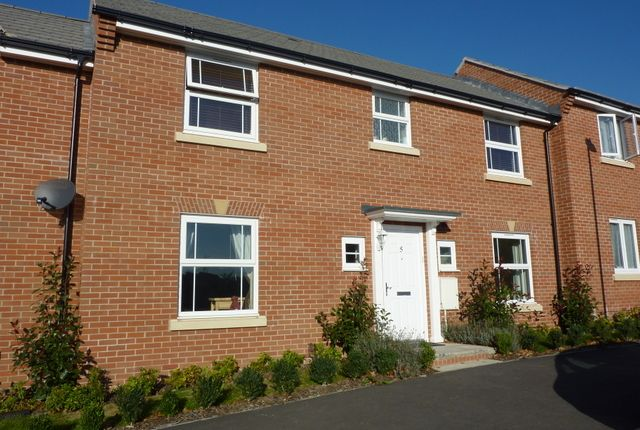 Thumbnail Terraced house to rent in Treacle Mine Road, Wincanton