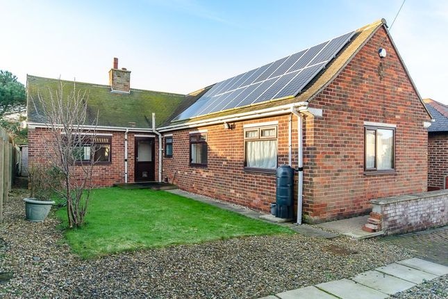 Detached bungalow for sale in Westfield Rise, Withernsea