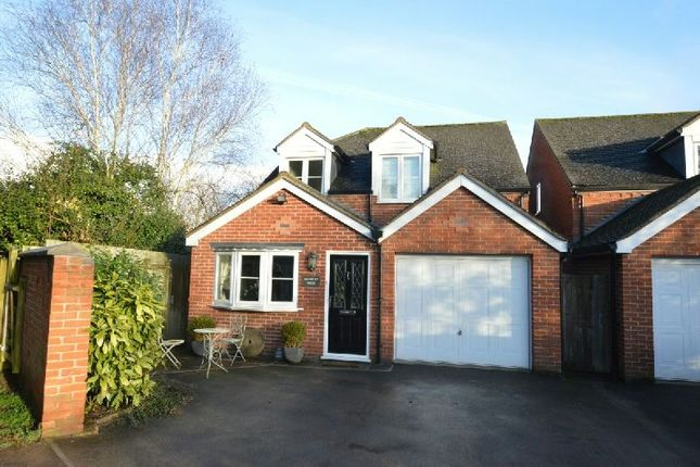 Thumbnail Detached house for sale in The Sidings, Whetstone, Leicester