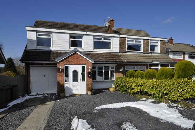 Thumbnail Semi-detached house for sale in Tennyson Avenue, Dukinfield