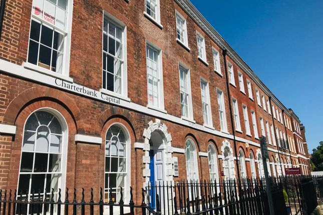 Office to let in Southernhay West, Exeter