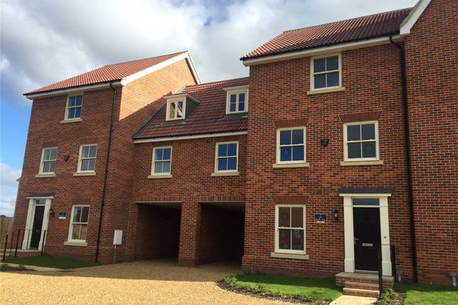Thumbnail Property for sale in St George's Place, Sprowston, Norwich