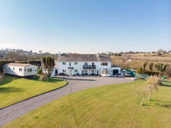 Thumbnail Detached house for sale in Penrhos Lligwy, Dulas, Moelfre, Anglesey