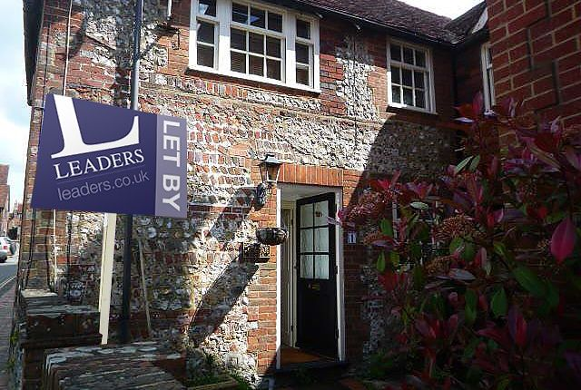 Thumbnail Cottage to rent in The Old Printing House Cottage, South Street, Ditchling