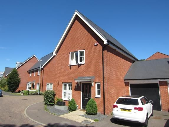 Thumbnail Link-detached house for sale in Little Highwood Way, Brentwood