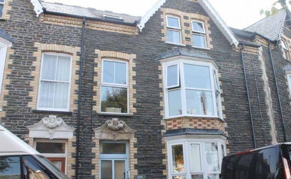 Thumbnail Flat to rent in Flat 1, Erw Llan, Aberystwytyh