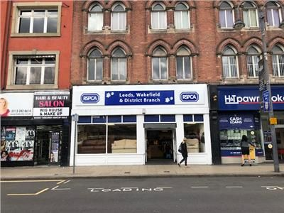 Thumbnail Retail premises to let in 10-12, New Market Street, Leeds, West Yorkshire