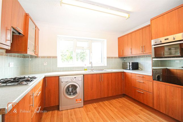 Thumbnail Detached house to rent in Swan Close, Colchester, Essex