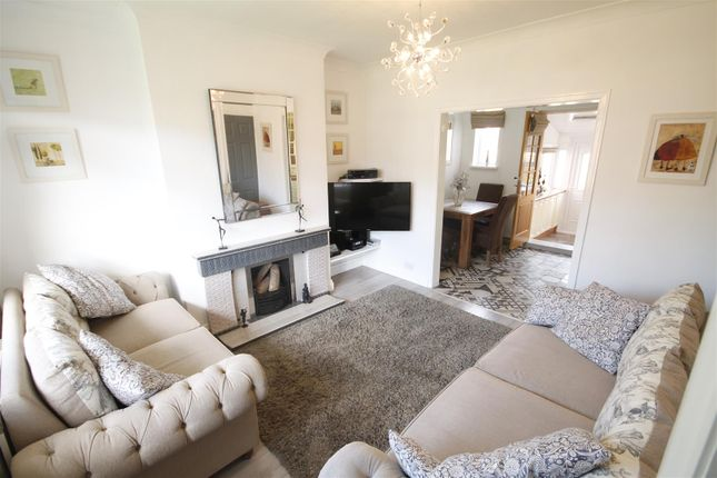 Living Room of Hardwick Street, Blackhall Colliery, Hartlepool TS27