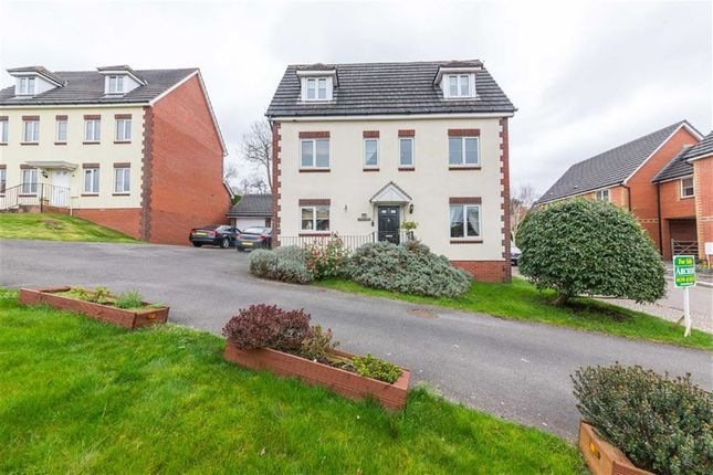 Thumbnail Detached house for sale in Buckle Wood, Chepstow, Monmouthshire