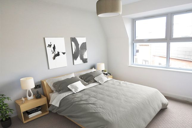 Thumbnail Flat for sale in Queens Road, Coventry