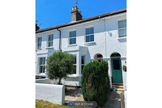 2 bed terraced house to rent in Hugh Villas, Bishop's Stortford CM23