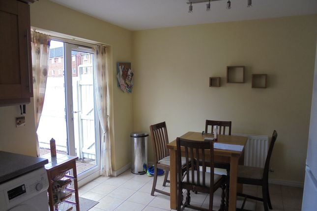 Thumbnail Mews house to rent in Godwin Way, Trent Vale, Stoke On Trent
