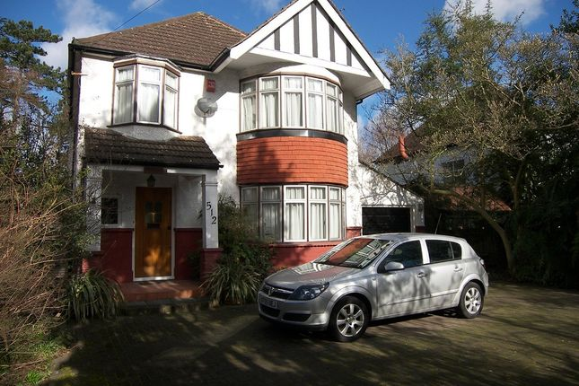 Thumbnail Detached house to rent in Uxbridge Road, Hatch End, Pinner