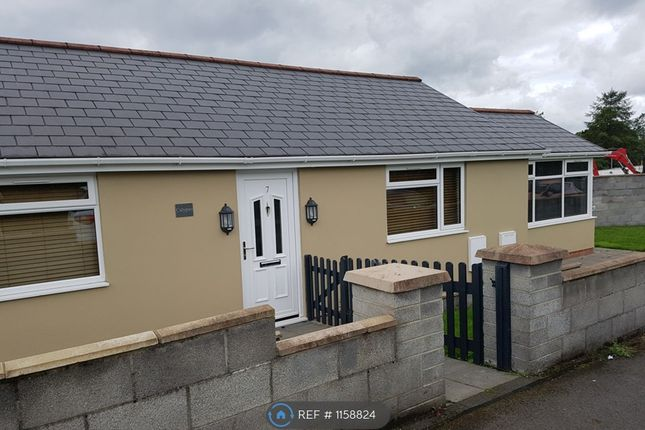 2 bed bungalow to rent in Pentwyn Road, Nelson CF46