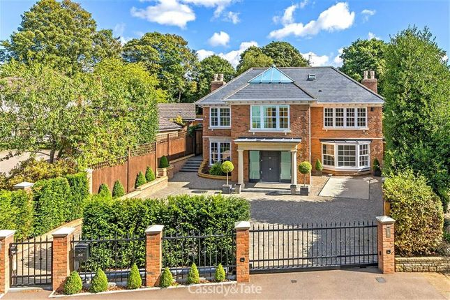 Thumbnail Detached house for sale in The Park, St Albans, Hertfordshire