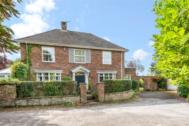 Thumbnail Detached house for sale in Harnham Road, Salisbury, Wiltshire