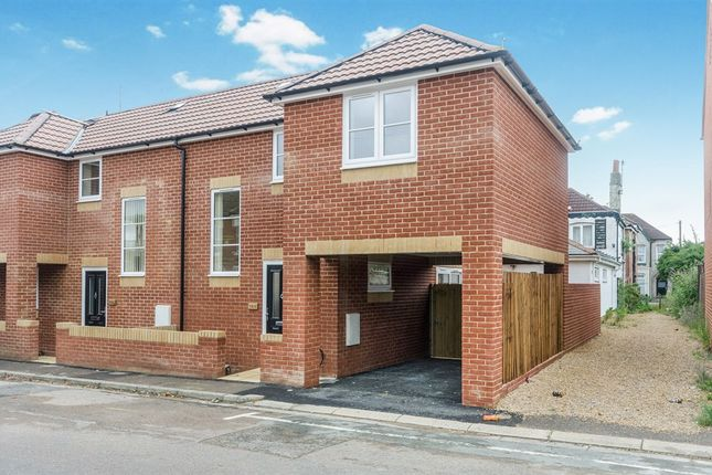 Thumbnail End terrace house for sale in Avenue Road, Portswood, Southampton