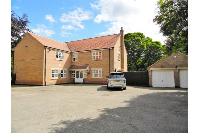 Thumbnail Detached house for sale in The Courts, Hartlepool