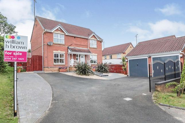 4 bed detached house for sale in Gartrice Grove, Halfway, Sheffield S20