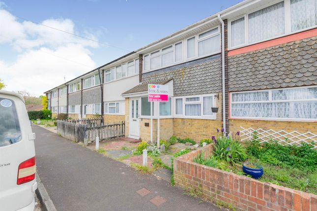 2 bed terraced house for sale in Hamlet Way, Gosport PO12