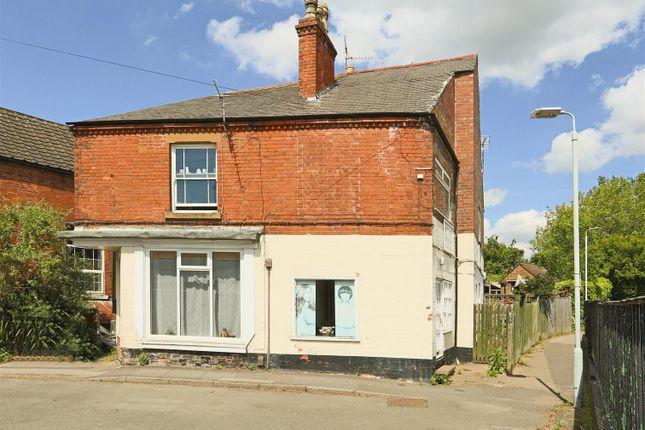 Thumbnail Semi-detached house for sale in The Nook, Calverton, Nottinghamshire