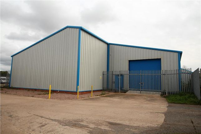 Thumbnail Warehouse to let in Unit 3, Plot 2, Zone 5, Rushock Trading Estate, Rushock, Droitwich, Worcestershire