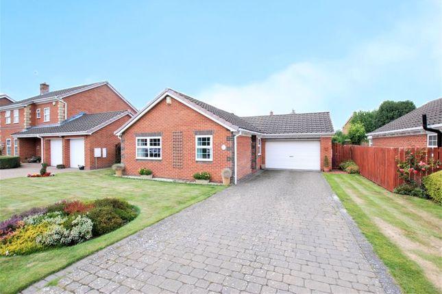 Thumbnail Detached bungalow for sale in Church Flatt, Ponteland, Newcastle Upon Tyne
