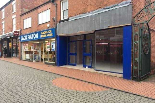 Thumbnail Retail premises for sale in 34 Oxford Street, Oxford Street, Ripley