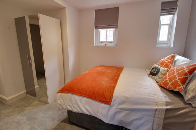 Thumbnail Shared accommodation to rent in New Street, Leicester