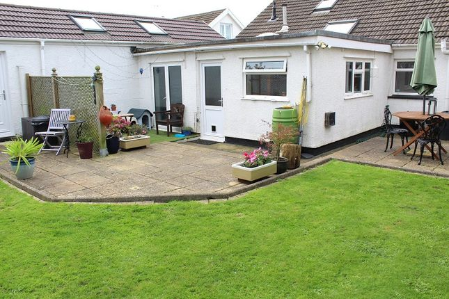 Rear  Garden of Brandy Cove Road, Bishopston, Swansea SA3