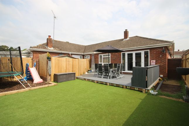 3 bed semi-detached bungalow for sale in Cedar Crescent, North Baddesley, Southampton