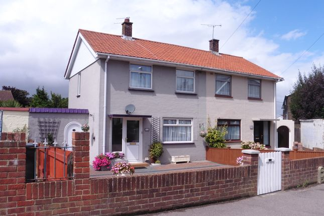 Thumbnail Semi-detached house for sale in St Gregorys Close, Deal