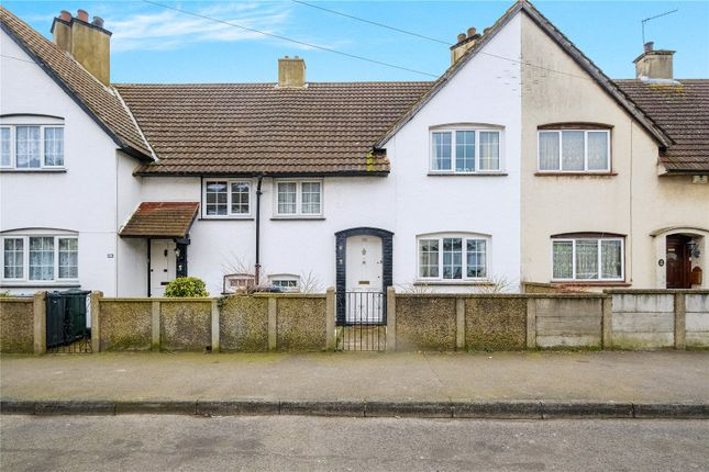 Thumbnail Terraced house for sale in Knockhall Road, Greenhithe
