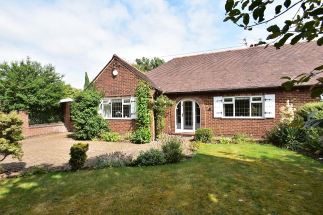 Thumbnail Semi-detached bungalow for sale in Brampton Road, Bramhall, Stockport