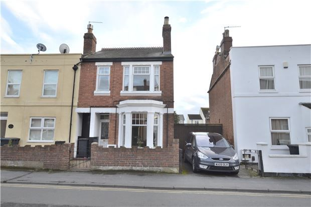 Thumbnail Semi-detached house for sale in Ryecroft Street, Gloucester