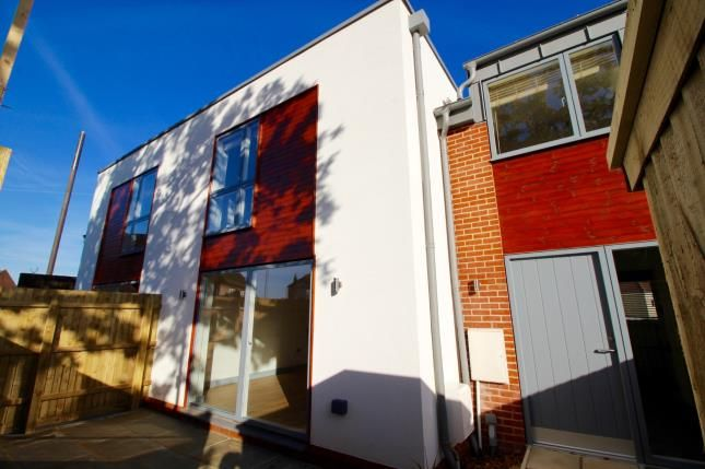 Thumbnail Terraced house for sale in Oak Close, Wick Road, Bristol, Somerset