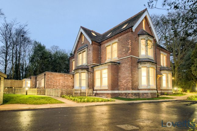 Thumbnail Flat for sale in Apt 11, Elm Bank, 9 North Avenue, Coventry