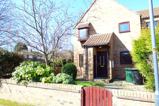 Thumbnail Semi-detached house to rent in Summerfield Drive, Byram, West Yorkshire