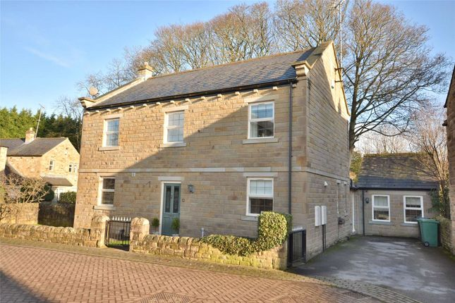 Thumbnail Detached house for sale in Sedgegarth, Thorner, Leeds