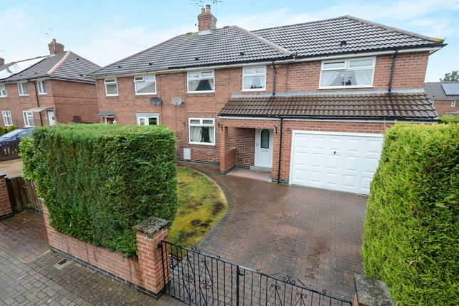 Thumbnail Semi-detached house for sale in Roche Avenue, York