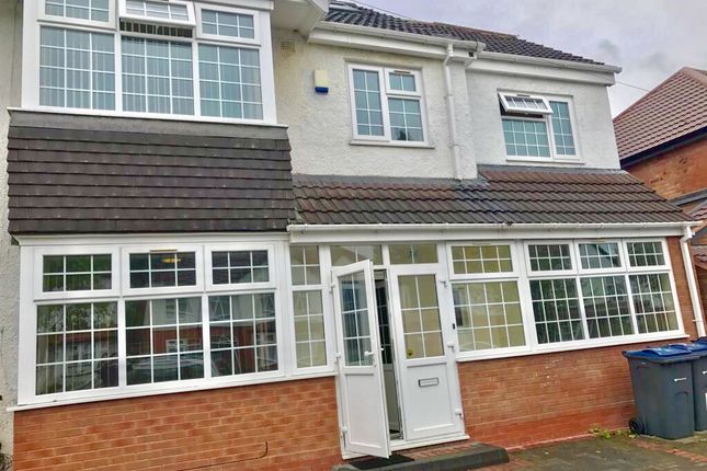 Thumbnail Shared accommodation to rent in Langleys Road, Selly Oak