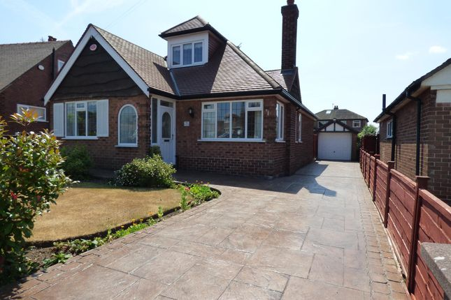 Thumbnail Bungalow to rent in Peveril Drive, Hazel Grove, Stockport
