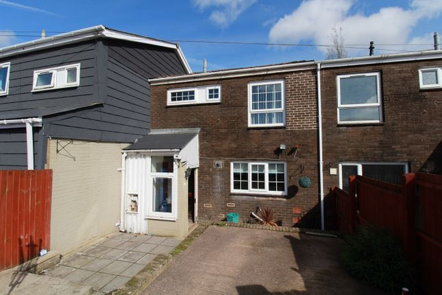 Thumbnail Terraced house for sale in Roundhouse Close, Nantyglo, Ebbw Vale